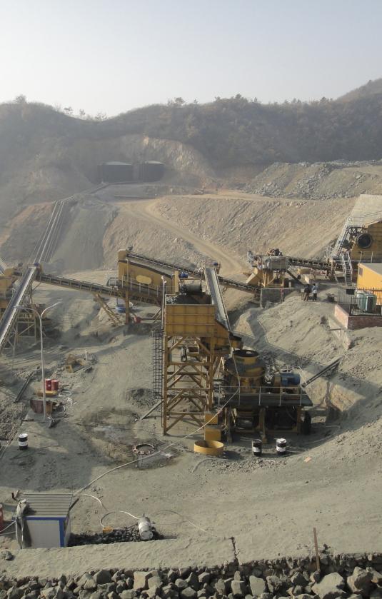 承德某铁矿EPC承包及生产运营项目