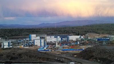 俄罗斯某铁选厂EPC项目设计技术管理